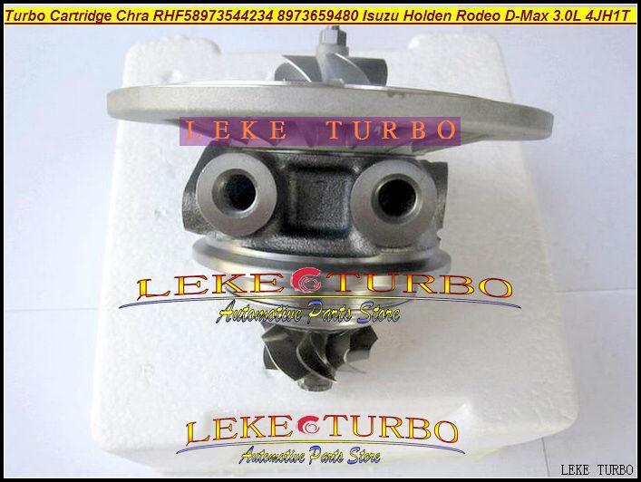 RHF5 24123A 8973544234 8973659480 VB430093 Turbocharger Cartridge Turbo Chra Core For ISUZU Holden Rodeo D-Max 3.0L 2003- 4JH1T 130HP (5)