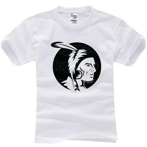0c93b1ea381 Indian Chief Casual Short Sleeve Mens T Shirts Fashion 2017 New Arrive  Summer Tops Tees Personality Homme T Shirt MTZ028 Random Funny T Shirts  Clever Funny ...