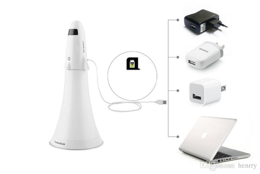 24 Lumières Rocket De Nuit Chambre Poche Fusée Led Pcs Dans Tactile Deux Usb Lampe Bureau Rechargeable Lumière Une Apollo QrdsCthBox