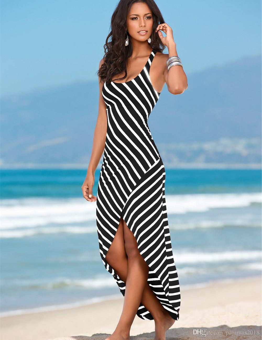 2018 2018 Clothes Dress Party Club Beach Dresses Adult Women Even ...