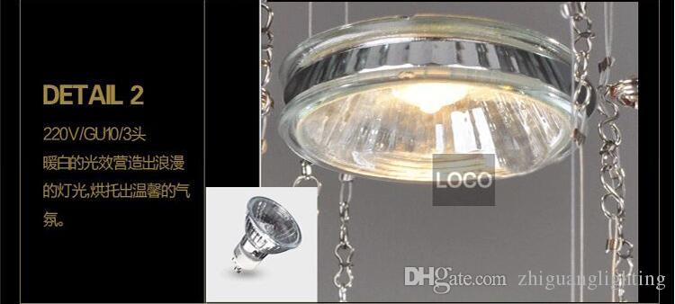 plafond suspendu cuisine led éclairage moderne cristal plafond lampe luxe rectangulaire plafond cristal lampe 9080D03C #