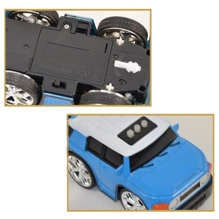 R/C 4 Functions Car Innovative Products RC Car Electric Radio Control Children Toys Car Not Included 3*AAA Batteries