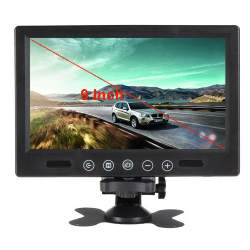 9 inch lcd monitor rear view computer monitor 9 inch lcd monitor rear view computer monitor dvd vcr headrest hd  at mifinder.co