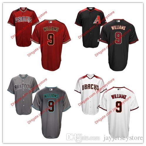 125d6761cc9 ... batting practice jersey 03022 19700  inexpensive 2017 9 matt williams  jersey 2016 2017 mlb baseball arizona diamondbacks jerseys flexbase red  black