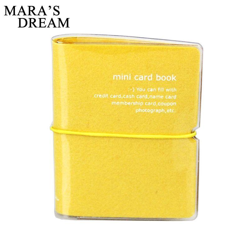 Wholesale Mara\'S Dream New Fashion Men & Women Holder/Case Card ...
