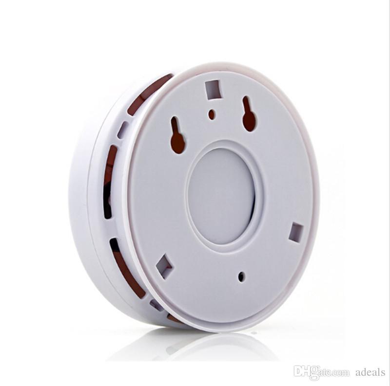 Detector de monóxido de carbono / detector de monóxido de advertencia Sensor Detector Detectores de incendios de incendios Detector de LCD Inicio Alarmas de seguridad