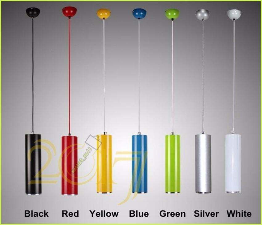 2017 led Pendant lamp lights Kitchen Dining Living Room Shop Decoration, Cylinder Pipe Office cylinder straight circular lamp of droplight