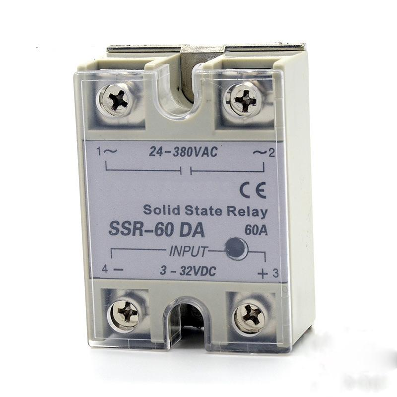 Solid State Relay Failure