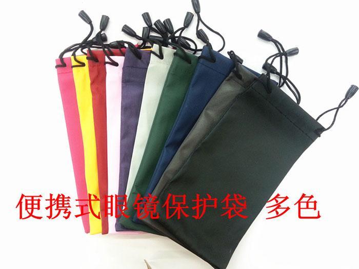 waterproof leather plastic sunglasses pouch soft eyeglasses bag glasses case electric item phone mobile phone bag