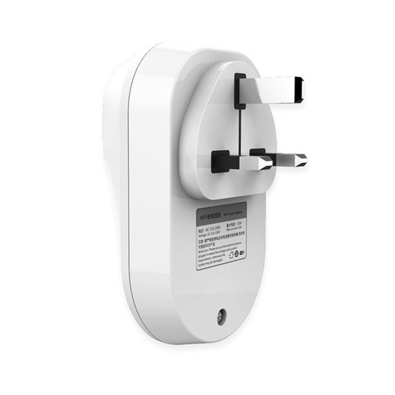 Orvibo S20 WiFi Smart Socket Smart power plug UE, EE. UU., Reino Unido, AU Estándar Power Socket Cell Phone Control remoto inalámbrico Home Appliance Automation