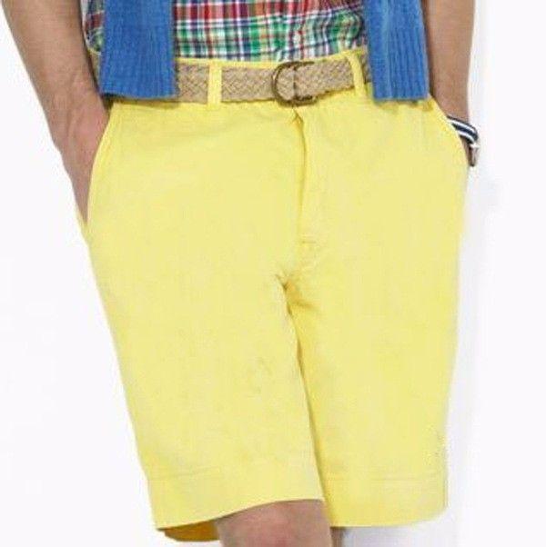 Großhandelsdrop Shipping 2016 hochwertige Baumwolle Herren Shorts Herrenmode Casual Shorts männlichen Pony Ball Shorts 6 Farben Größe M-XXXL