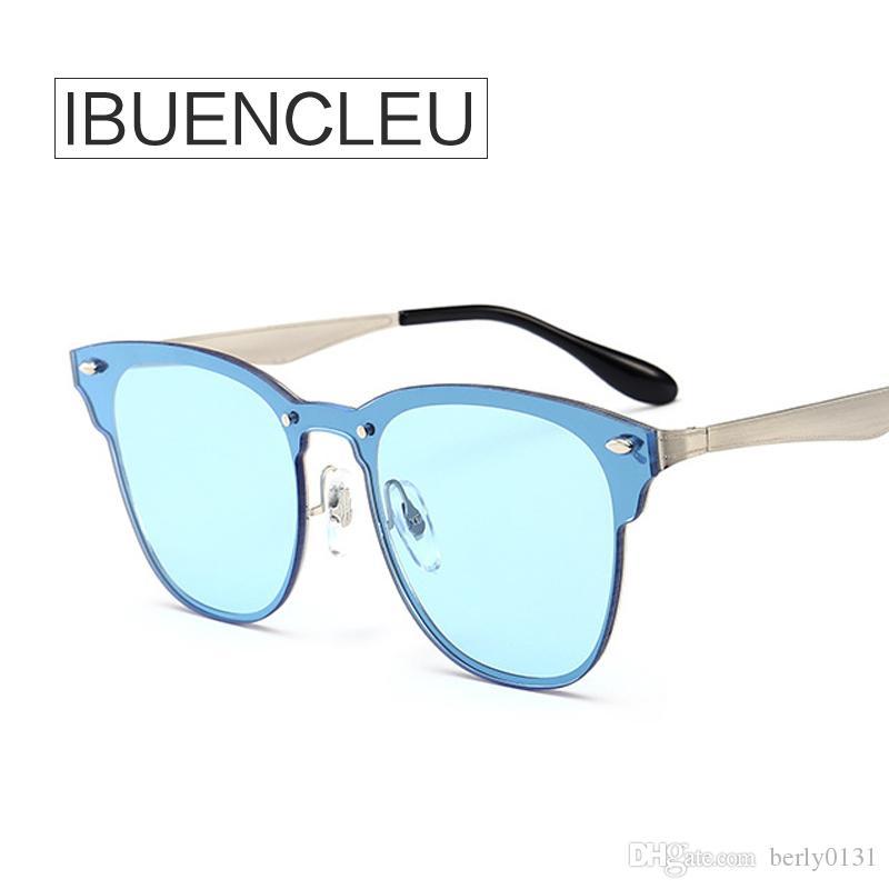 Compre Ibuencleu Gafas De Sol De Lujo De Las Mujeres Diseñador De La ...