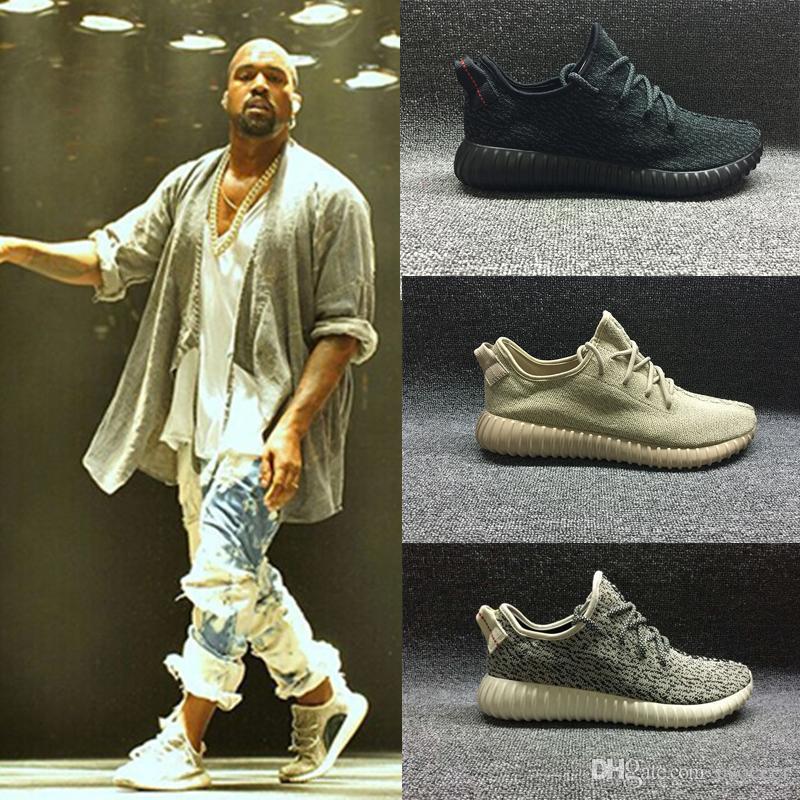 Kanye Shoes 350 Boost Pirate Black Oxford Tan Turtle Dove ...