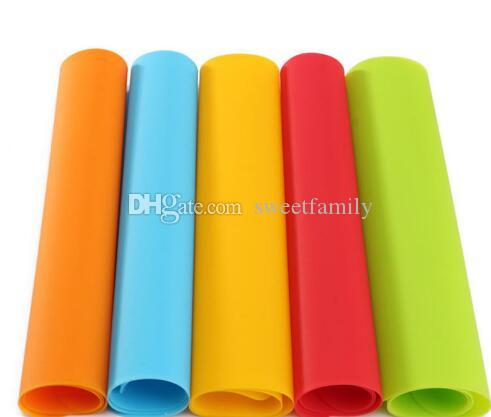 Silicone Mats Cuisson Liner Meilleur Silicone Four Tapis Isolation Thermique Pad Ustensiles de Cuisson Kid Table Tapis