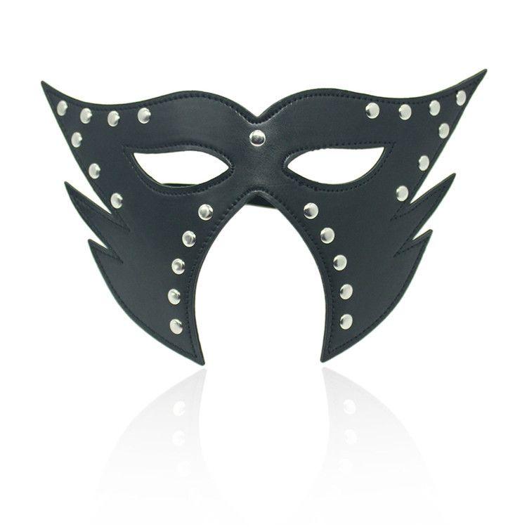 Adult Sex Games Augenmaske Schwarz SM Verwenden Sie Blindnfold Sex Flirten Verwenden Eyemask Für Cosplay Party