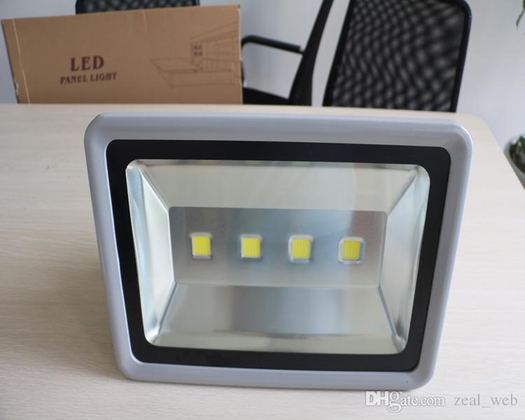 DHL FREE LED floodlights super bright factory price 200W 90V-270V 26000lm floodlights outdoor LED lights for garden park lighting LED lamp
