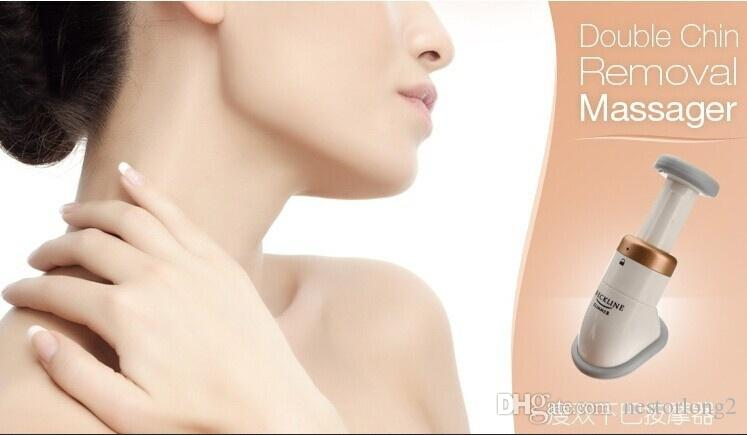 hot sale Portable Mini Neckline Slimmer Neck Exerciser Chin Massager Jaw Reduce Double Thin Skin Health Care Massger