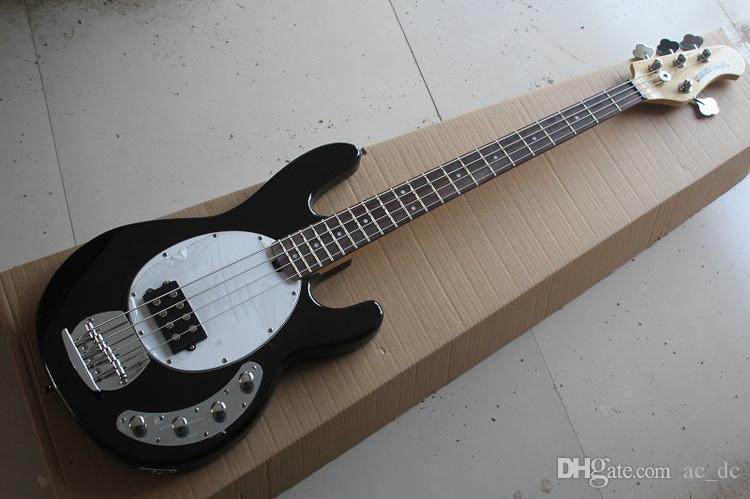 Music Man 4 Strings Bass Erime Ball Stingray Black