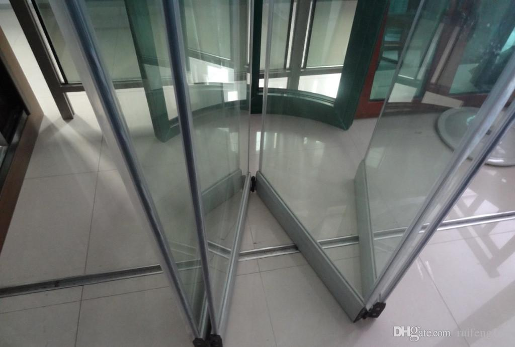 2017 Frameless Sliding Folding Glass Door From Ruifeng168