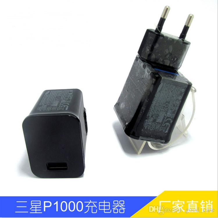 Universal AC 5V 2A UK US EU plug USB Adapter Home charger 3 Legs wall Travel chargers Power For Smasung galaxy Tab P1000 P7500 Tablet PC