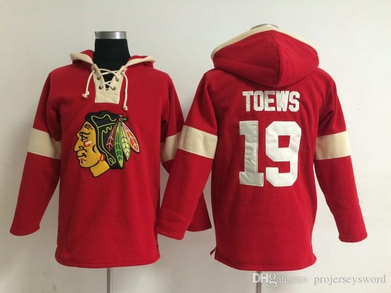 Youth Hockey Jersey Cheap, Chicago Blackhawks Hoodie #2 Duncan Keith 100% Stitched Embroidery Logos Hoodies Sweatshirts Any Name and Number