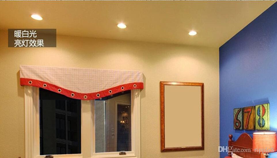 Großhandel LED Panel Leuchtet. Schlankes Downlight Mit LED Panel ...
