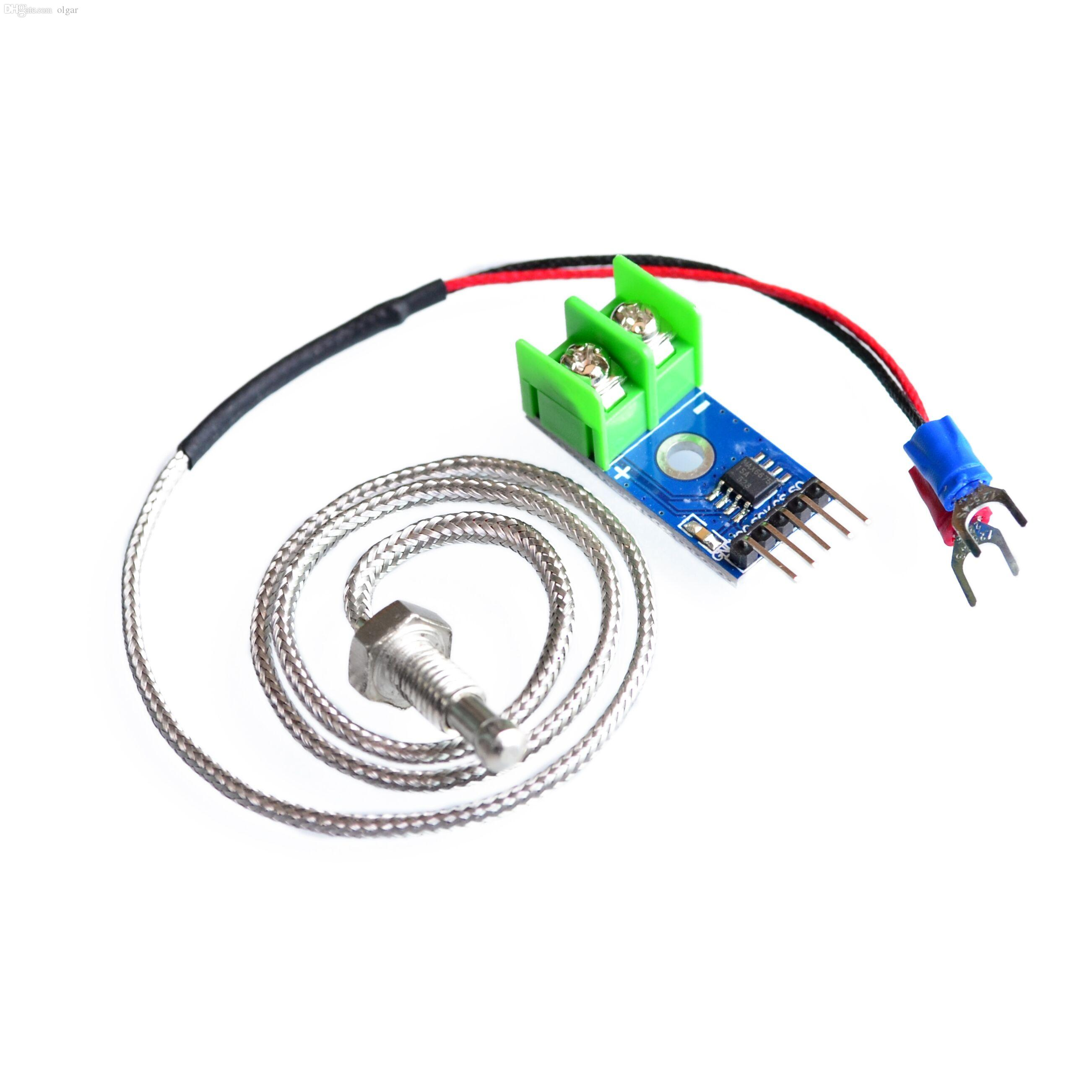 Online Cheap Wholesale Max6675 Module + K Type Thermocouple ...
