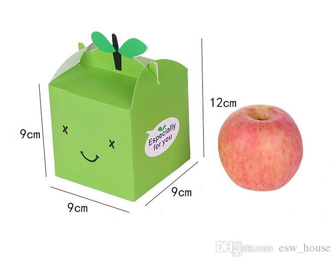 Christmas Eve apple box Christmas box 2016 Christmas apple box Holiday articles A Christmas present wrap box package