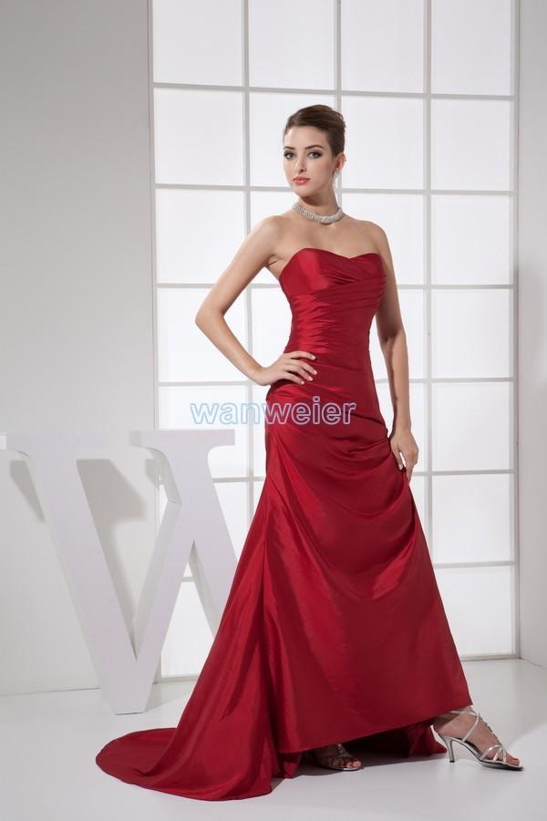 Direct Selling New Fashion Brides Maid 2018 Plus Size Vestidos Formales Party Prom Gown Fuschia Bridesmaid Dresses