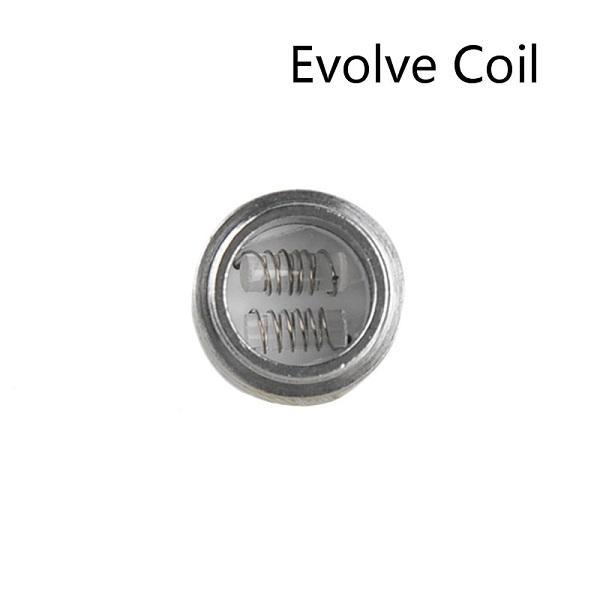 Otantik Yocan Evolve Artı XL Evolve D Pandon Regen QTC Bobin QDC Seramik Dört Çekirdekli Başkanı Vaporizer Kiti Bobin% 100 Orijinal