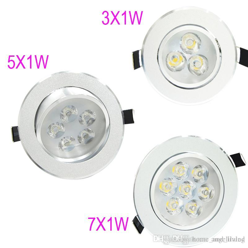 Led Downlights Recessed Lights W W W Led Spot Down Light - Kitchen lighting led downlights