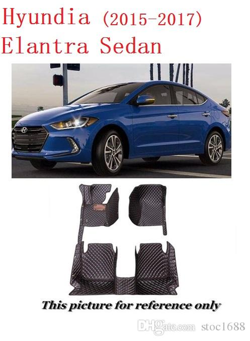 2018 scot all weather leather floor mats for hyundai elantra sedan 2018 scot all weather leather floor mats for hyundai elantra sedan waterproof anti slip front rear carpet custom fit left hand driver model from stoc1688 tyukafo