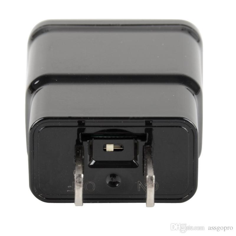 32GB 1080P HD Mini USB Adapter Camera Charger Plug Micro cámara Security DVR Video Recorder con Motion Detector Mini DV con control remoto