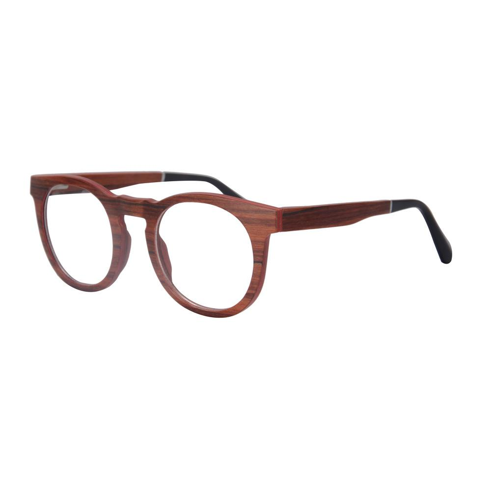 01d816a9ff1 Wholesale- SHINU High Quality Round Vintage Wood Glasses Frame Myopia  Eyeglasses Wooden Eyeglass Frame Prescription Glasses Frame SH73010 Wooden  Eyeglass ...