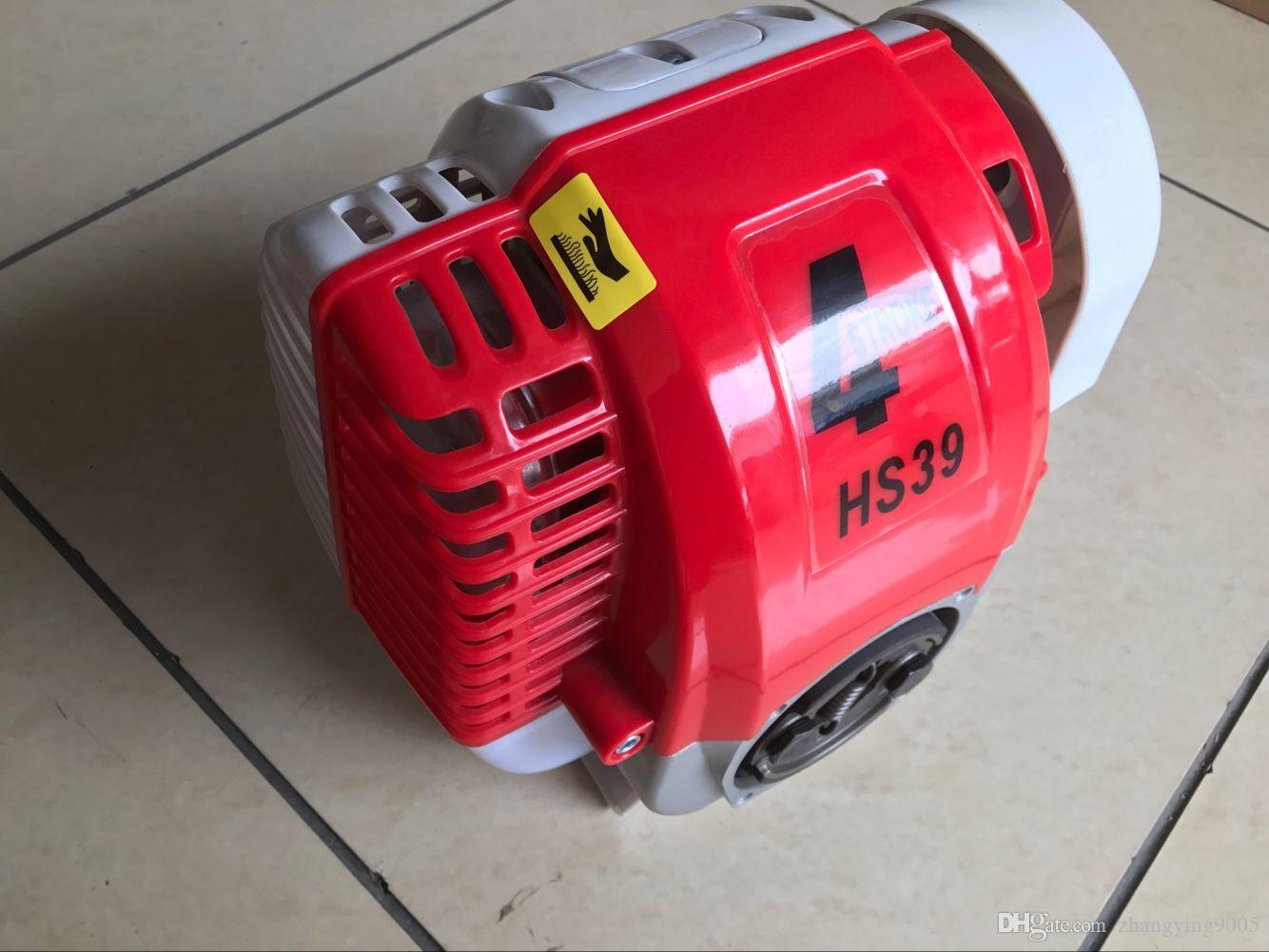 Livraison gratuite de haute qualité outils de jardin 4 coupe-herbe trimmer 139 moteur essence débroussailleuse