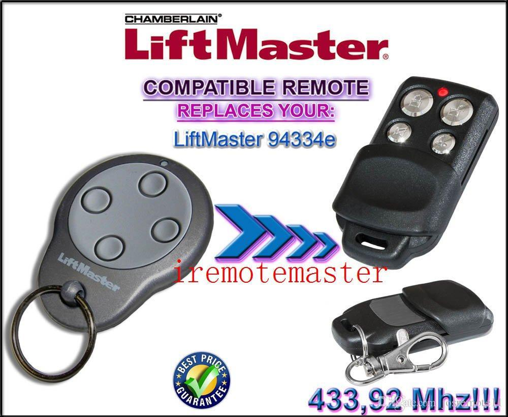 Compatible With Liftmaster 94334e Remote Control Replacement Garage Door Opener Circuit Board Besides Chamberlain Online