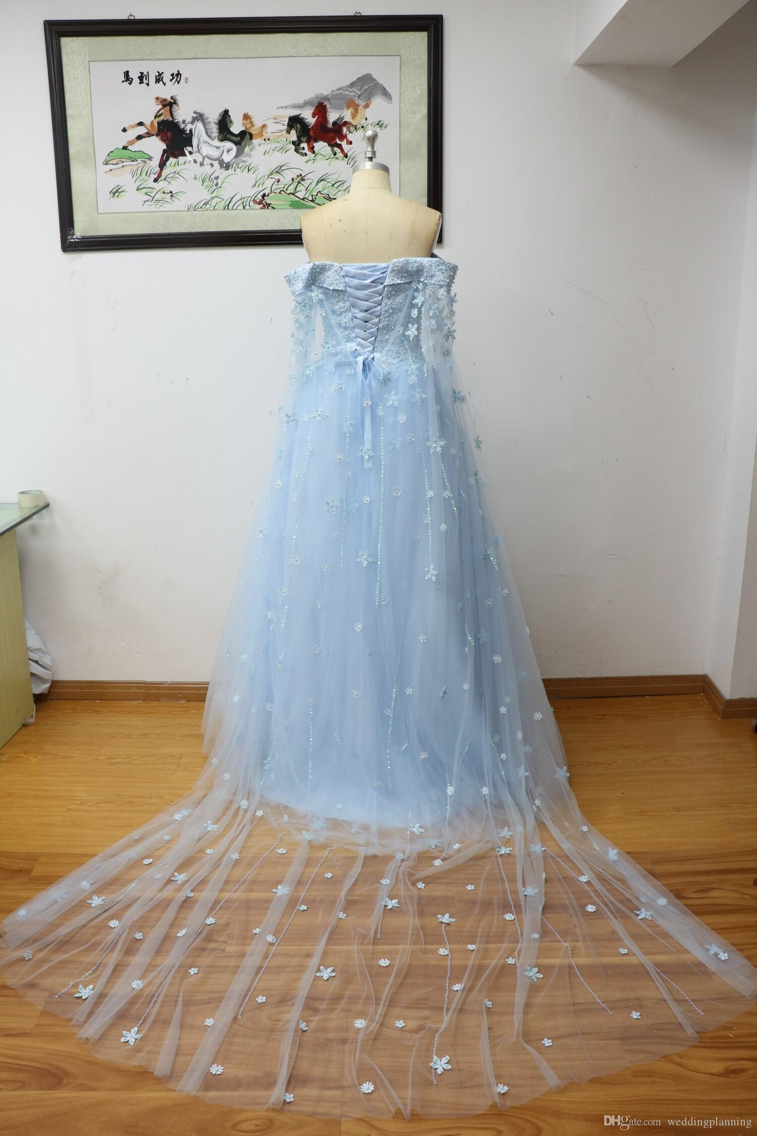 100% Real Pictures Custom Made Prom Dresses Long Off Shoulder Saudi Arabia Special Evening Gowns Sleeveless Sexy Prom Party Dress