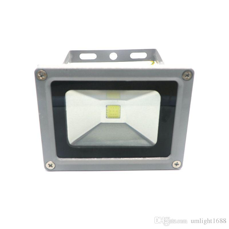 Floodlights Ip65 Ac85-265v 6w Led Lawn Lamp Spot Light Outdoor Lamp 6w Yellow Red White Waterproof Led Landscape Led Flood Light Clear And Distinctive Lights & Lighting