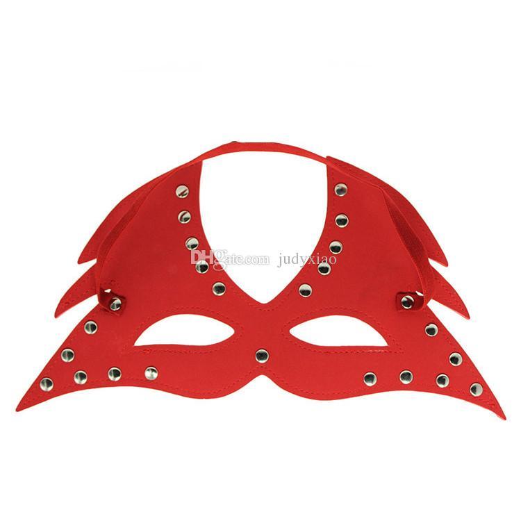 Volwassen Sex Games Oogmasker Zwart SM Gebruik BlindnFold Sex Flirten Gebruik Eyemask voor Cosplay Party