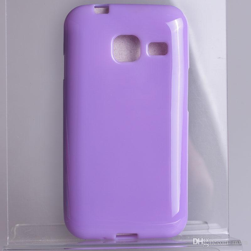 Soft Candy Plain TPU Gel Glossy Case Cover For Samsung J1 ACE Mini J2 J3 J5 J7 A3 A5 A7 A8 2016 J105F J120 J510 J710 A310 A510 A710