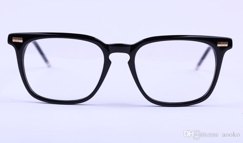 HOT SALE TB 402 Brand Eyeglasses Reading Frames Fashion Glasses Computer Hyperopia myopia new york Optical Frame TB402A model eyewear 53mm