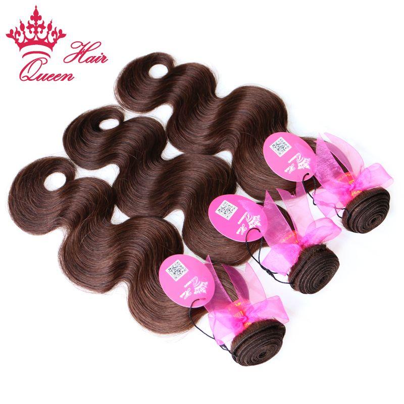 Prodotti capelli regina 5 Bundles Lotto Brasiliano Virgin Virgin Body Wave 100% Capelli umani Tessuto Bundles Brasiliano Body Wave # e