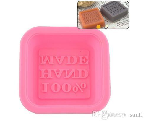 100% handgemaakt ontwerp siliconen cake muffin mal, cupcake pan zeep, silicoze zeep schimmel mal