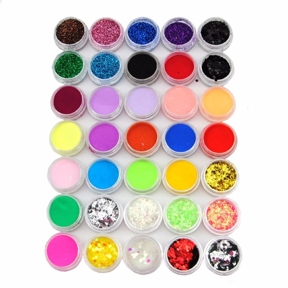 Tools Sets Kits Pro Kit False Tips Diy Acrylic Nail Liquid Full ...
