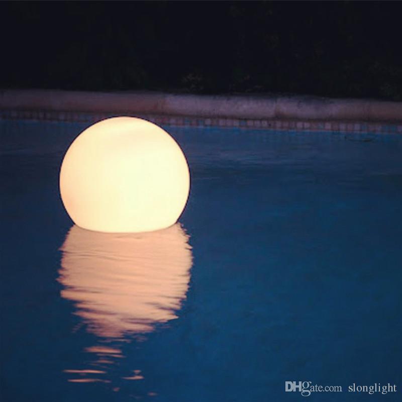 Grosshandel 4 Teile Los Wasserdichte Led 25 Cm Runde Ball Lampen