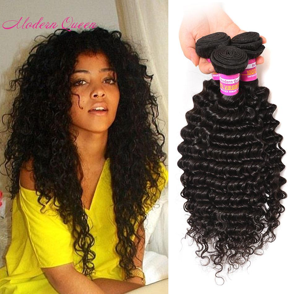 8a Raw Indian Hair Extensions Soft And Thick 3 Bundles Indian Deep