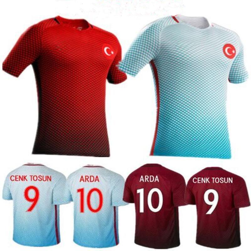 turkey soccer jersey