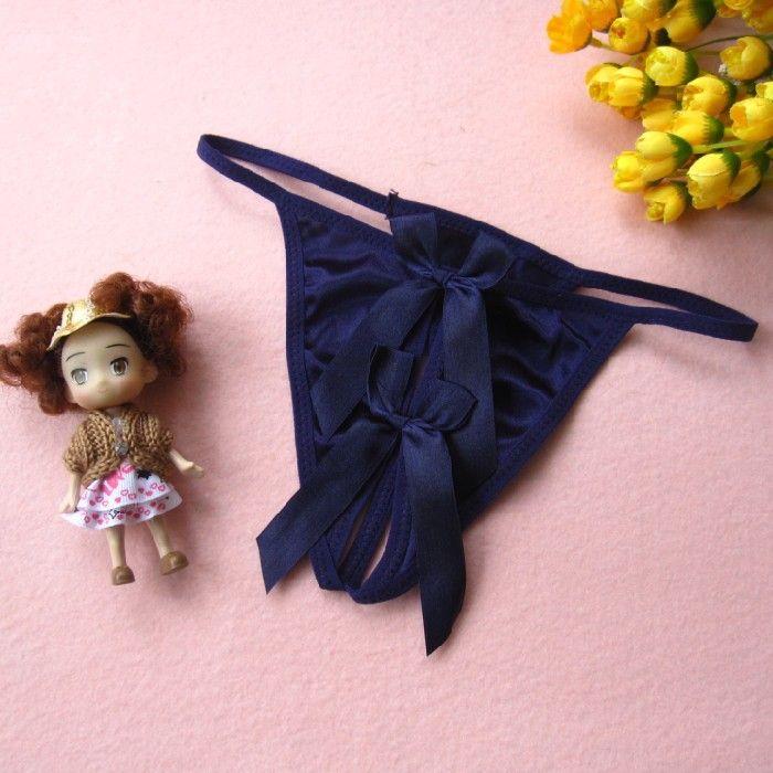 Sexy Hot Women Panties Patterned Silk Embroidered - Hollow-Out-Unterhosen-Hose aushöhlen Sexy Unterwäsche Niedrige Taille Boxer