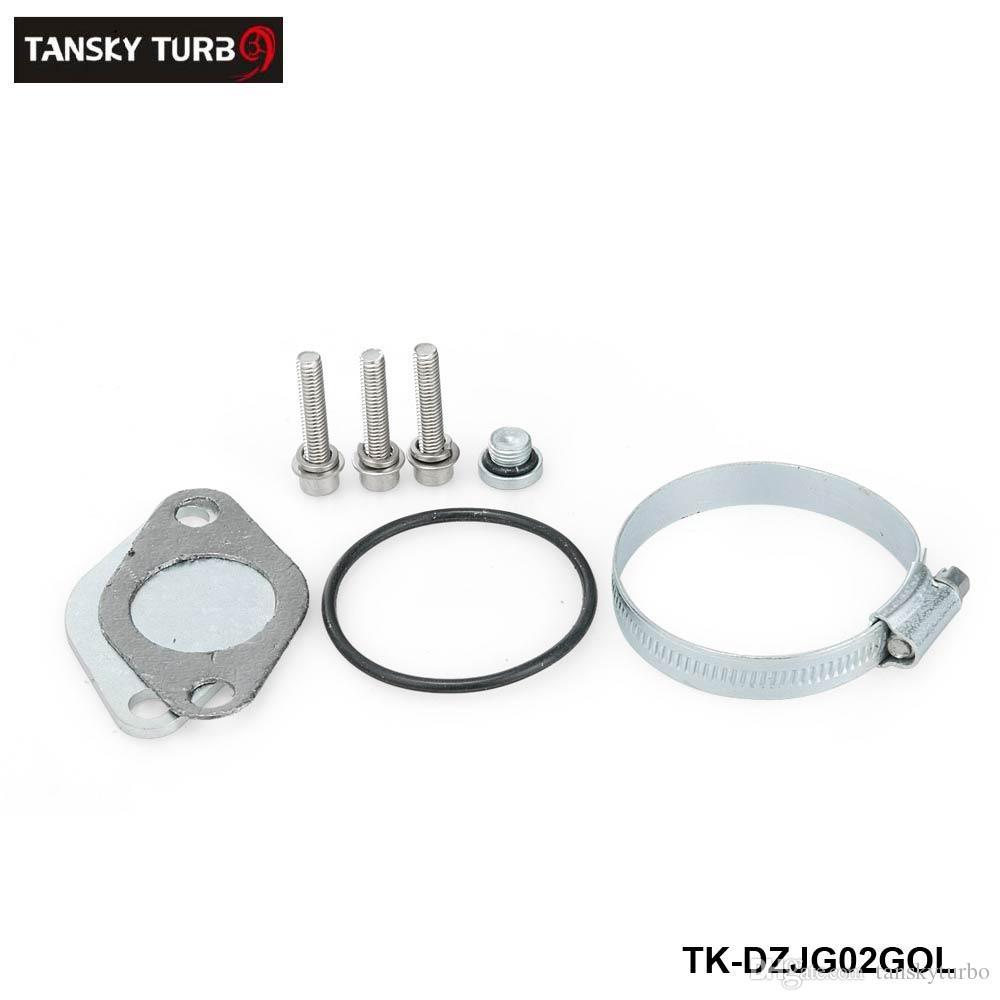 TANSKY -TDI EGR Supprimer Kit Pour VW ALH MK4 MKIV MK 4 98-04 Pour Jetta Beetle Golf Admission TK-DZJG02GOL