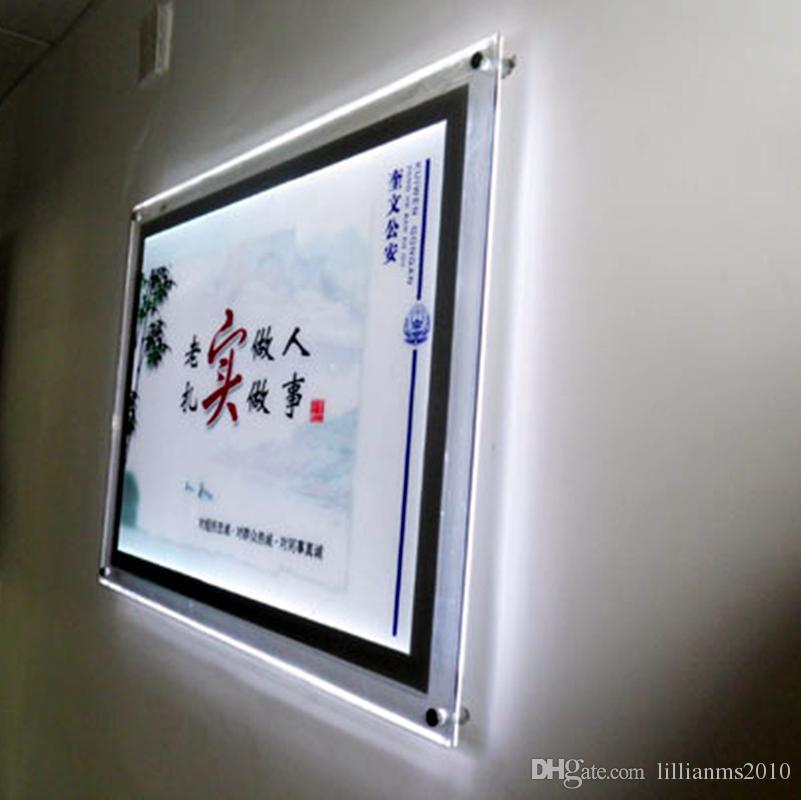 Compre Acr 205 Lico Poster Backlit Frames A1 Poster Tamanho